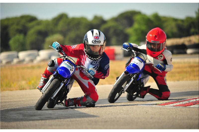 moto enfant competition
