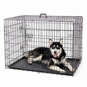 cage pour chien Tresko
