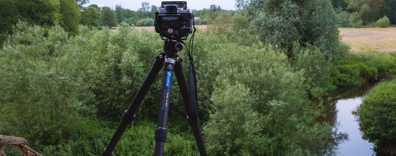 trépied photo paysage