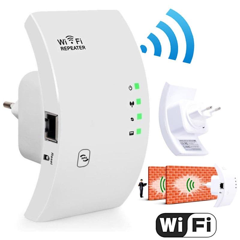 répéteur wifi test